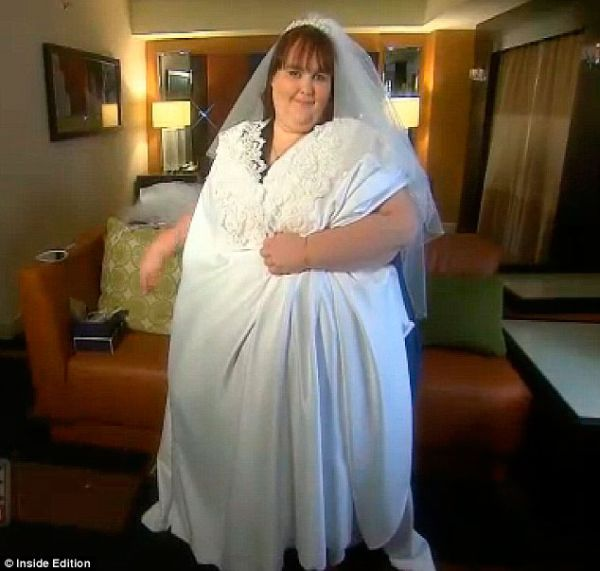 Wedding dress and bbw and google