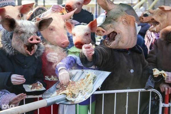 """Российская """"молочка"""" и свинина вредны для здоровья, - Россельхознадзор - Цензор.НЕТ 2806"""