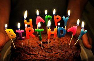Вчені підтвердили: під пісню про день народження торт смачніший ...