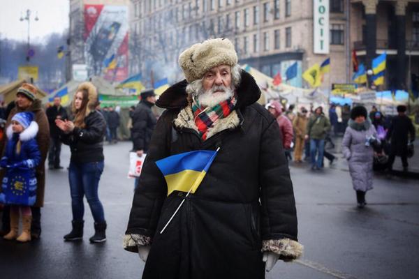 Революція очима фотографа. Ганна Грабарська | Українська ...