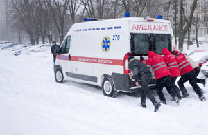 Народні рятувальники як кияни