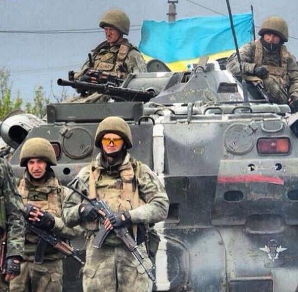 Українська армія в instagram фото