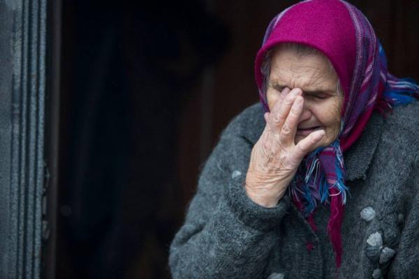 «Вы знаете, как пахнут люди, которые умирают от голода?» - украинский волонтер рассказала о поездке в пригород Донецка (ФОТО), фото-1