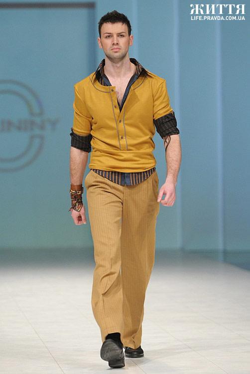 Чоловічі колекції від українських дизайнерів – стиль casual знову в ... a7e6803b3495b