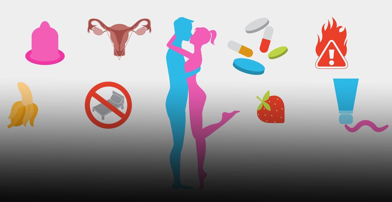 Чи треба мняти презерватив пд час сексу