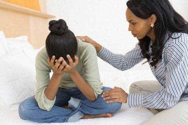 никакого Как сказать ребенку о разводе как
