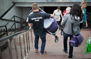 Українські міста для всіх чи тільки для обраних?
