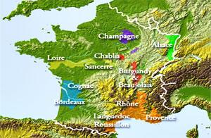Виноградники у франції стають