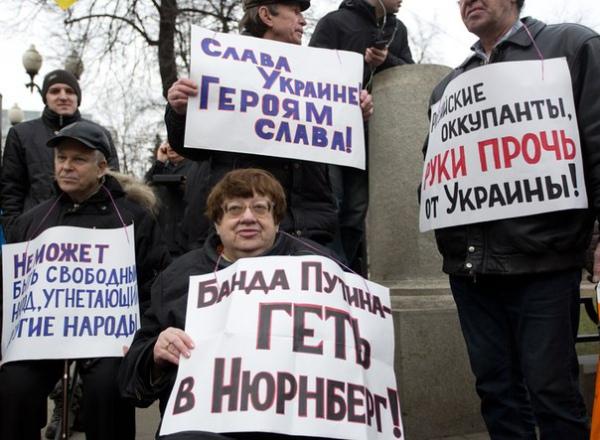 Ночь прошла беспокойно, - горсовет Донецка - Цензор.НЕТ 2764