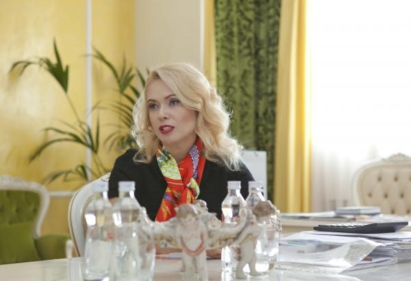 Меценат Людмила Русалина: Классическая культура как путь к духовному возрождению нации