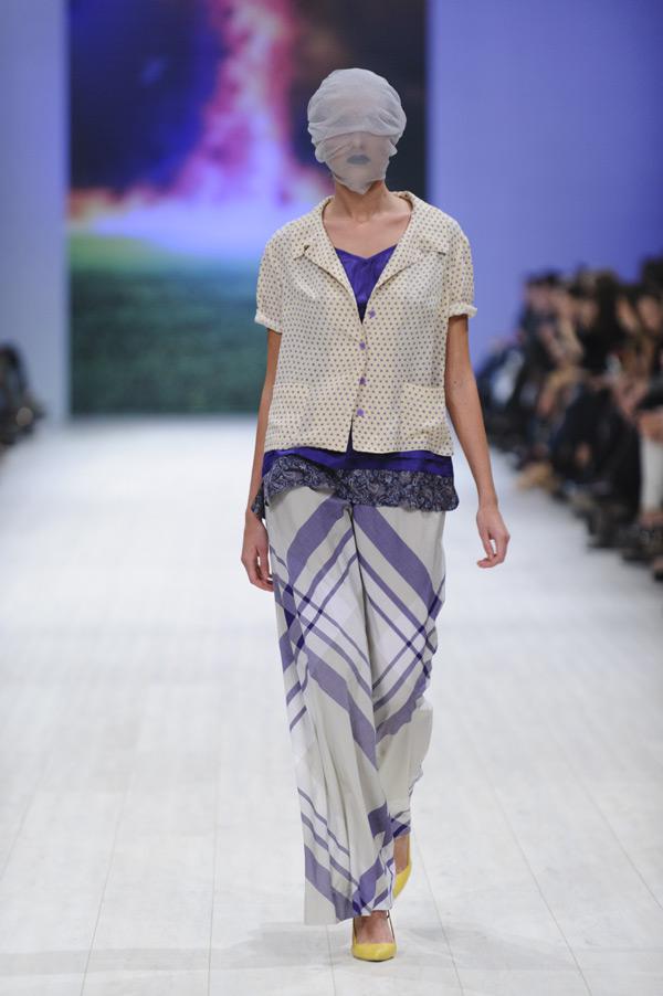 Ukranian fashion week day 1 ігри патріотів
