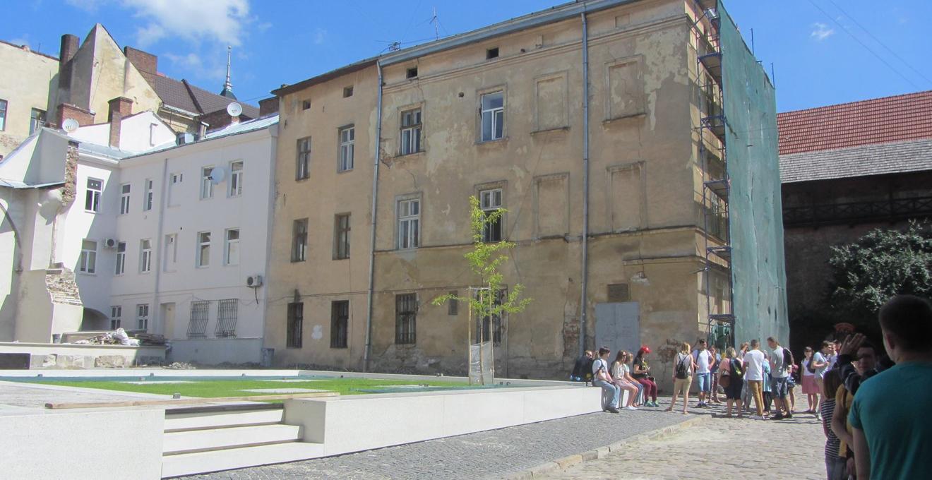 Велике спільне минуле. Простір синагог у Львові  27a7080b33603
