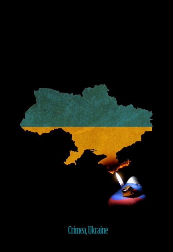Марионетки Кремля решили закрыть воздушное пространство над Крымом на время проведения нелегитимного референдума - Цензор.НЕТ 1098