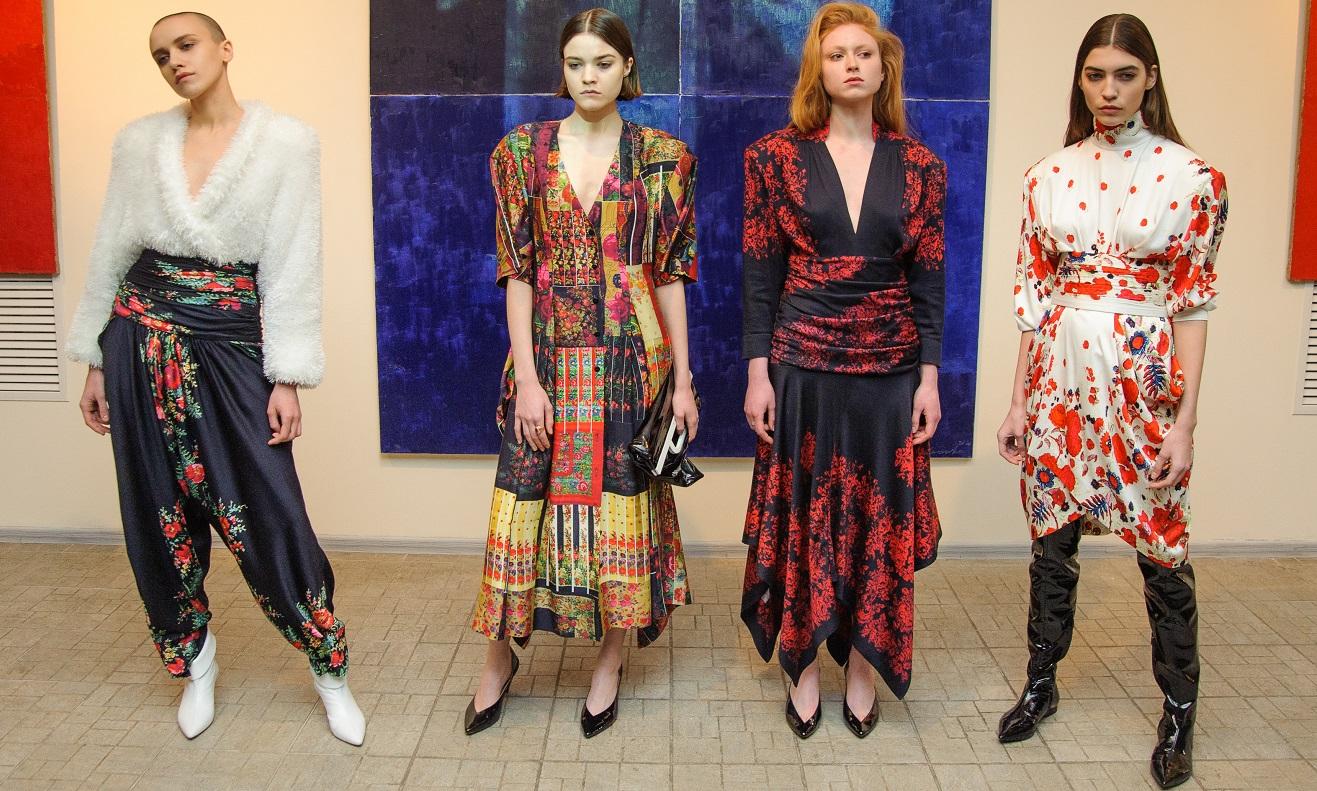 Розмаїття трендів  Найцікавіші ідеї дизайнерів на Українському тижні моди  73545bcf024e3