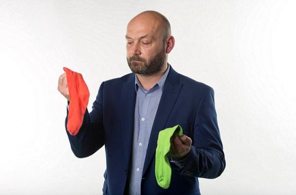 Куди пропадають шкарпетки після прання. Вчені дізналися за допомогою справжньої математичної формули (ІНФОГРАФІКА)