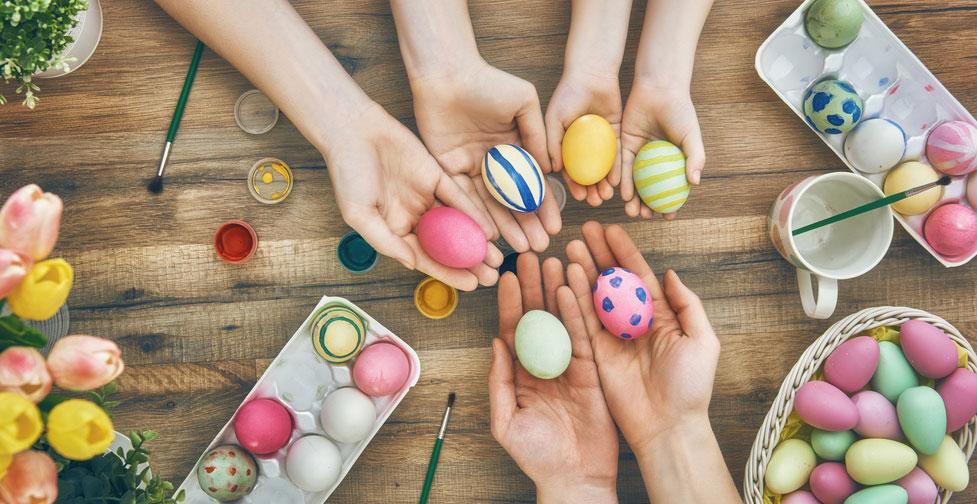 Навіщо на Великдень стукаються писанками: традиції Пасхи 4