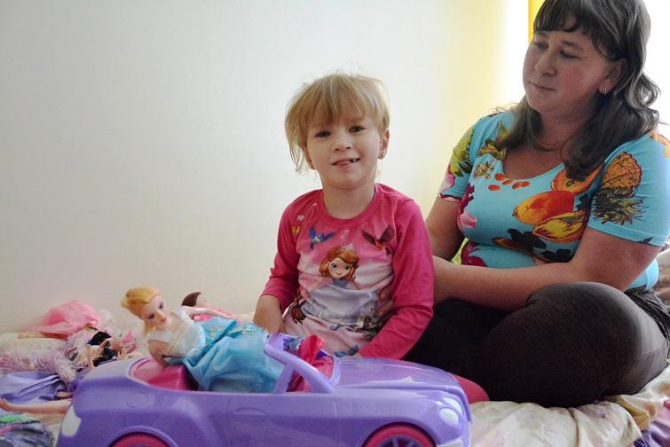 На Івано-Франківщині вже 5 років працює перше в Україні дитяче паліативне відділення (відеосюжет)