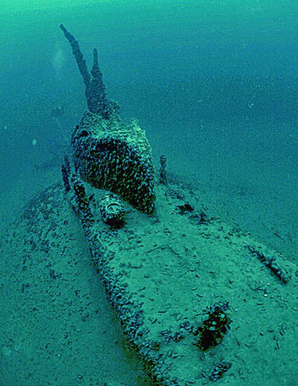Підводний човен гагара